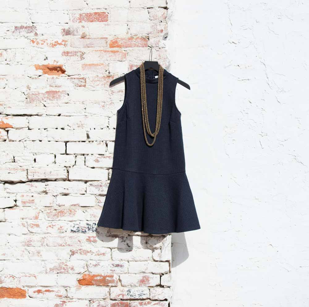 LOFT DRESS POLITIQUETTE X BOBBY SPERO