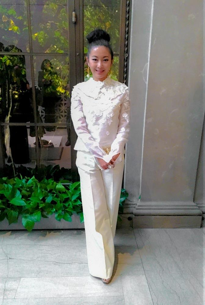 Anchyi Wei Politiquette